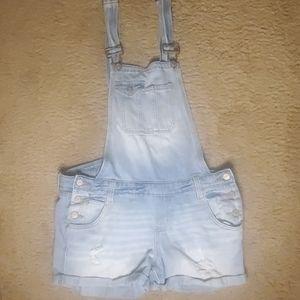 Super cute Jean overalls